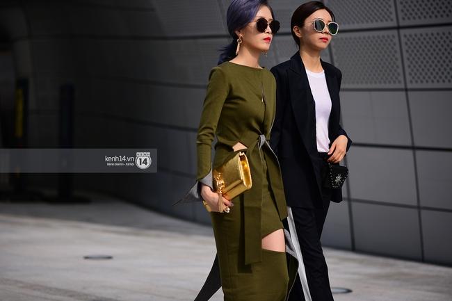5 xu hướng làm đẹp con gái Hàn lăng xê liên tục tại Tuần lễ thời trang Seoul - Ảnh 7.