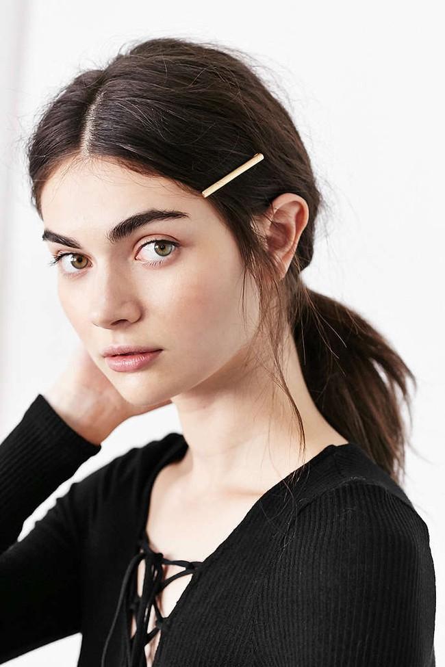 5 cách tạo kiểu gọn mà xinh giúp bạn xử lý tóc mái ngốt ngát - Ảnh 12.
