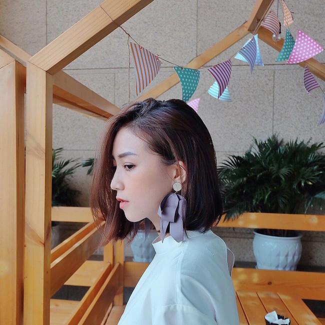 Update 7 pha đổi tóc đẹp miễn chê của loạt hot girl Việt thời gian qua - Ảnh 9.