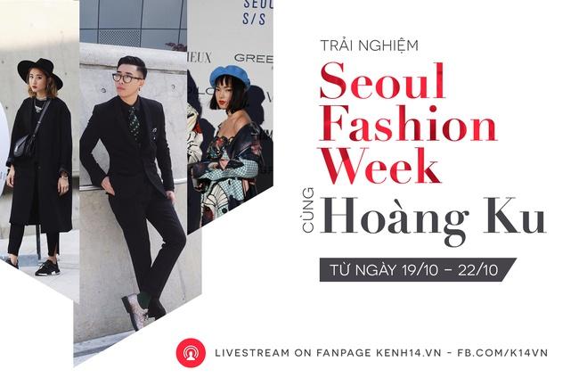 Châu Bùi & Cao Minh Thắng ton-sur-ton, Min diện quần một mất một còn tại Seoul Fashion Week ngày 3 - Ảnh 19.