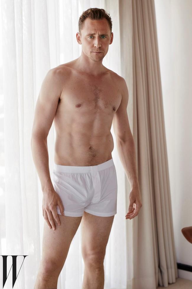 Vì hẹn hò với Taylor, Tom Hiddleston mất cơ hội thế chỗ Calvin Harris quảng cáo đồ lót cho Armani - Ảnh 3.
