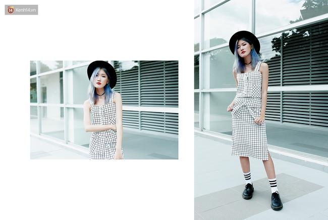 Những chiếc váy bánh bèo chẳng còn nhàm chán, đơn điệu chút nào với 4 công thức mix&match này - Ảnh 11.