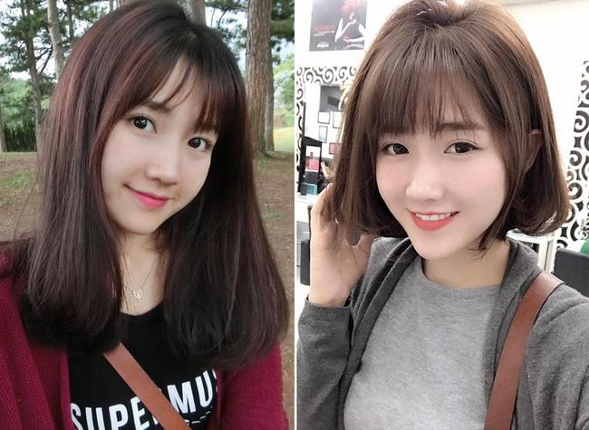 Update 7 pha đổi tóc đẹp miễn chê của loạt hot girl Việt thời gian qua - Ảnh 10.