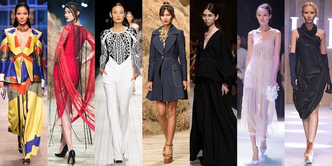 Phía Vietnam International Fashion Week trả lời: Người mẫu không được diễn là do... không đáp ứng được yêu cầu và tiêu chí? - Ảnh 3.