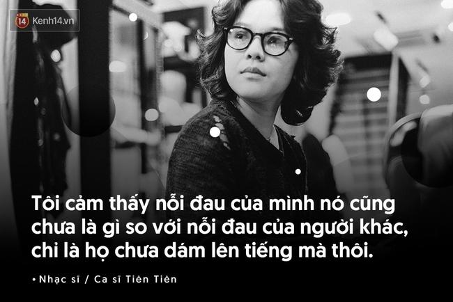 Tiên Tiên nói về tuổi thơ bị xâm hại tình dục: Đó là khoảng thời gian dài đen tối và kinh khủng nhất - Ảnh 4.