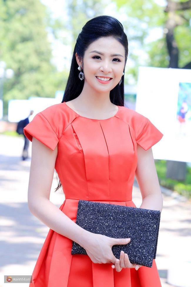 Á hậu Thanh Tú đọ sắc cùng người đẹp biển Đào Thị Hà sau cuộc thi HHVN 2016 - Ảnh 5.