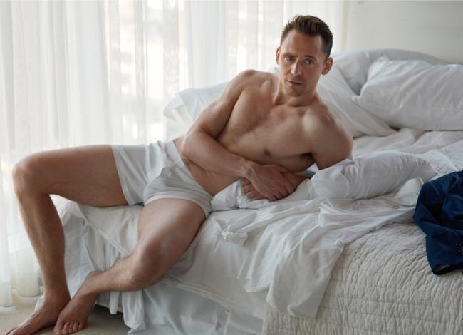 Vì hẹn hò với Taylor, Tom Hiddleston mất cơ hội thế chỗ Calvin Harris quảng cáo đồ lót cho Armani - Ảnh 4.