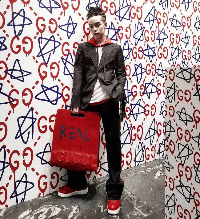 Hà Hồ, Lan Khuê và loạt fashionista, fashionisto Việt khoe ảnh dự tiệc thời trang ngập cả Instagram - Ảnh 6.