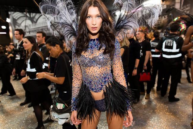 Mẫu béo Ashley Graham muốn làm thiên thần Victorias Secret, Bella Hadid từng bị đánh trượt khỏi show năm ngoái - Ảnh 4.
