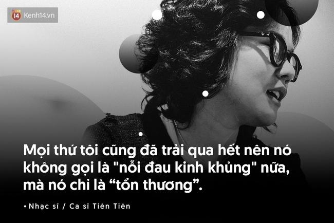 Tiên Tiên nói về tuổi thơ bị xâm hại tình dục: Đó là khoảng thời gian dài đen tối và kinh khủng nhất - Ảnh 5.