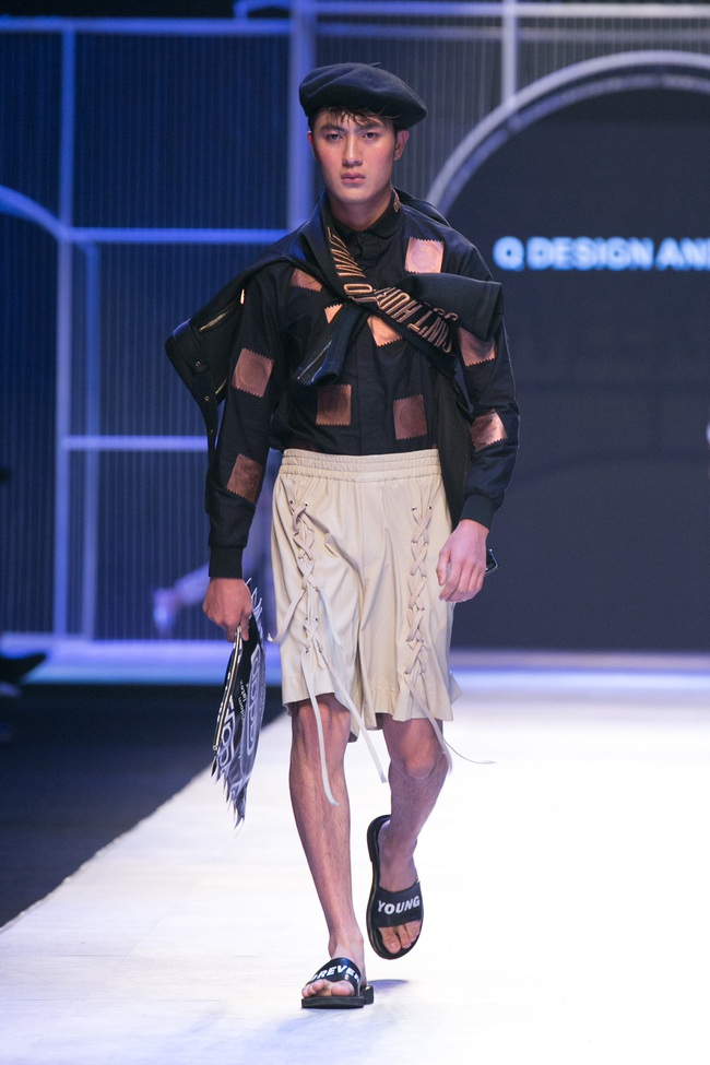 Hot girl Hà Lade tái xuất sàn catwalk, Hoàng Thùy làm vedette trong đêm diễn thứ 2 của Vietnam International Fashion Week - Ảnh 70.