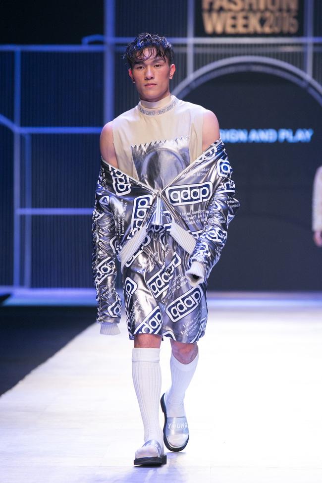 Hot girl Hà Lade tái xuất sàn catwalk, Hoàng Thùy làm vedette trong đêm diễn thứ 2 của Vietnam International Fashion Week - Ảnh 71.