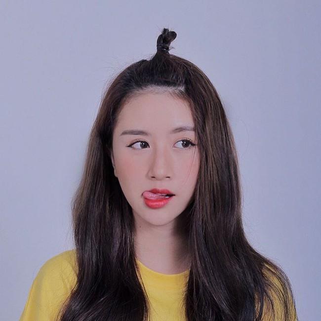 5 cách tạo kiểu gọn mà xinh giúp bạn xử lý tóc mái ngốt ngát - Ảnh 7.