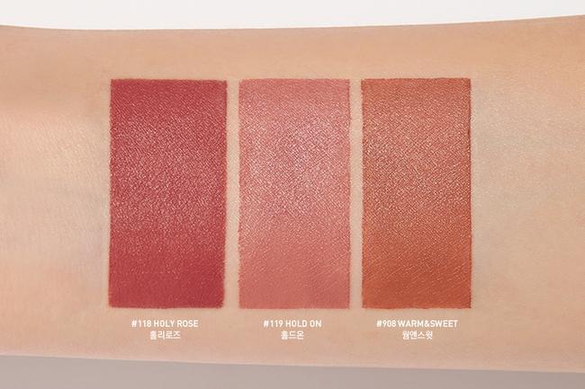 Hot: 3CE bắt tay với Lily Maymac ra mắt dòng son nude siêu đẹp giá chưa đến 400 ngàn VNĐ - Ảnh 9.