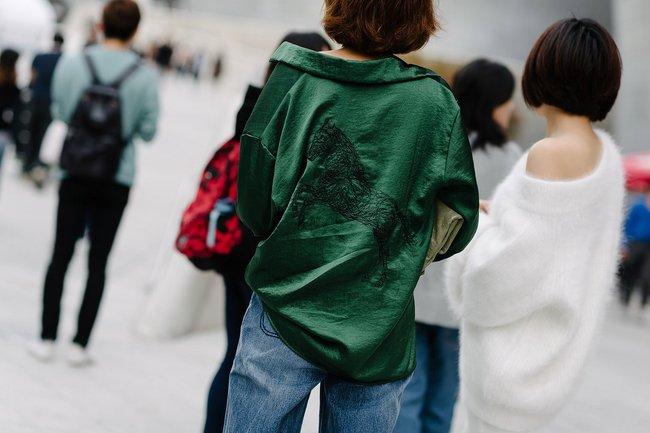 5 xu hướng làm đẹp con gái Hàn lăng xê liên tục tại Tuần lễ thời trang Seoul - Ảnh 20.