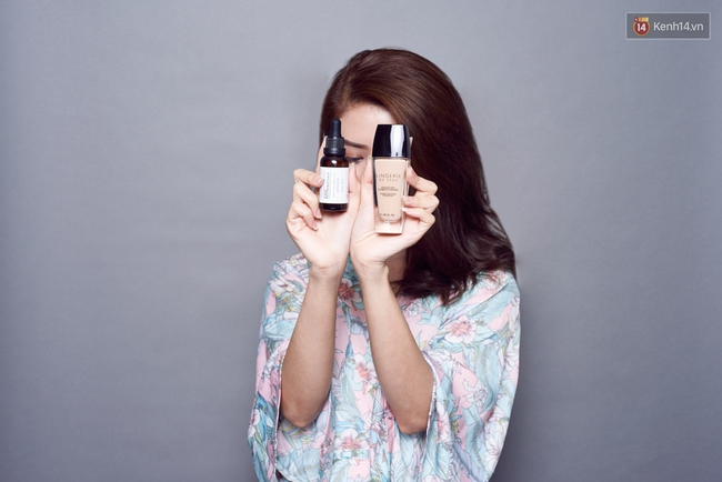 Dưỡng da với oil từ A đến Z với beauty blogger Thúy Võ - Ảnh 14.