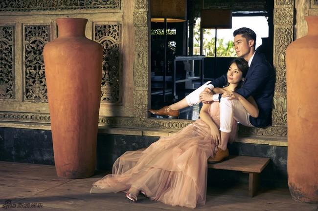 Bộ ảnh cưới của cặp đôi Lâm Tâm Như - Hoắc Kiến Hoa