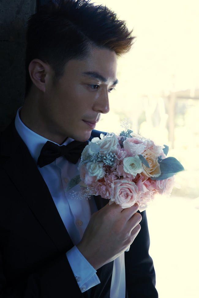 Bộ ảnh cưới cặp đôi Lâm Tâm Như - Hoắc Kiến Hoa