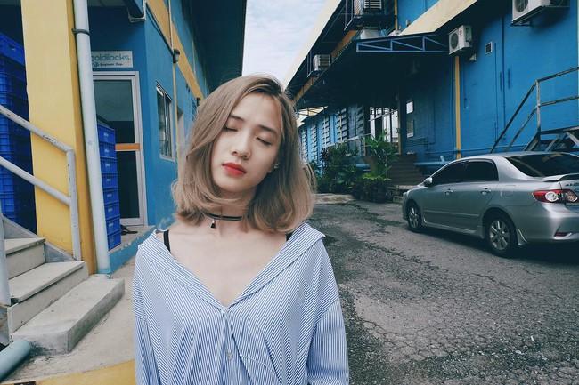 Update 7 pha đổi tóc đẹp miễn chê của loạt hot girl Việt thời gian qua - Ảnh 26.