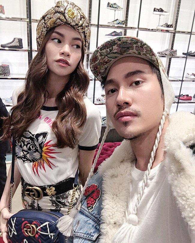 Hà Hồ, Lan Khuê và loạt fashionista, fashionisto Việt khoe ảnh dự tiệc thời trang ngập cả Instagram - Ảnh 3.