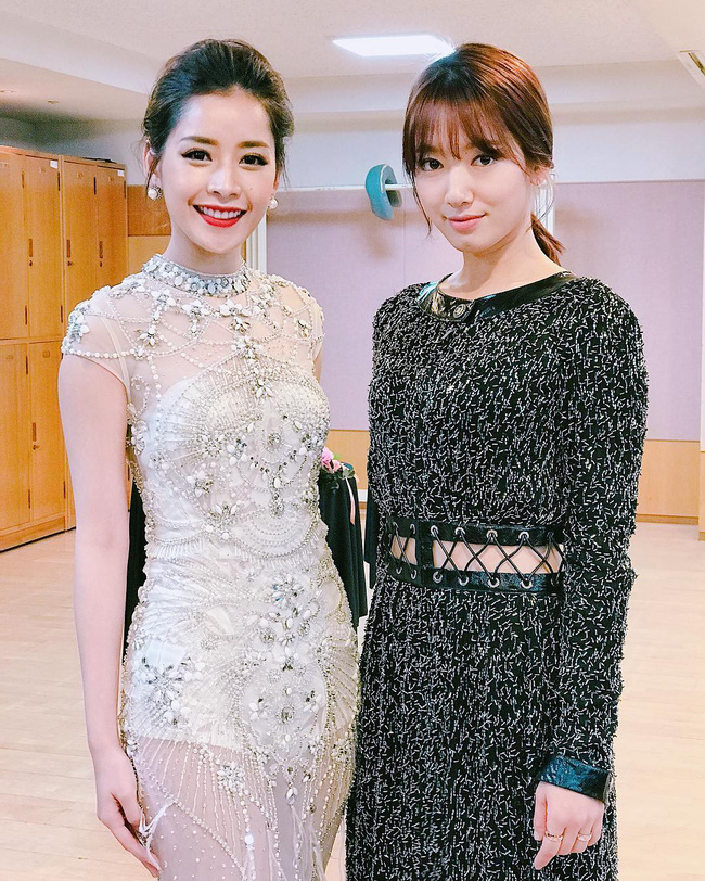 Chi Pu trên thảm đỏ Asia Artist Awards: Thật may mắn vì lần này Chi mặc đẹp! - Ảnh 3.
