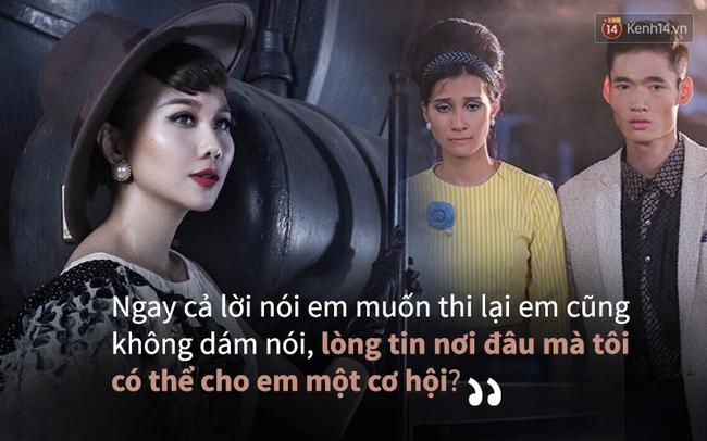 Cô giáo Thanh Hằng nói câu nào, thấm câu đó trong tập 3 Next Top - Ảnh 1.
