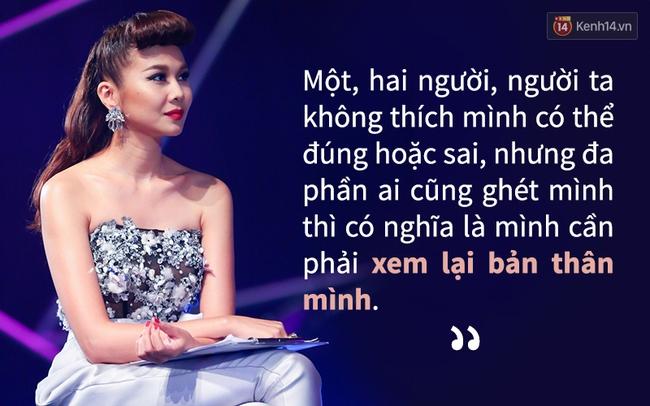 Cô giáo Thanh Hằng nói câu nào, thấm câu đó trong tập 3 Next Top - Ảnh 5.