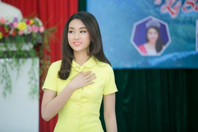 Tân Hoa hậu Mỹ Linh xinh đẹp rực rỡ, kết đôi cùng Đức Tuấn trong dự án quảng bá du lịch - Ảnh 4.