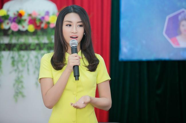Tân Hoa hậu Mỹ Linh xinh đẹp rực rỡ, kết đôi cùng Đức Tuấn trong dự án quảng bá du lịch - Ảnh 7.