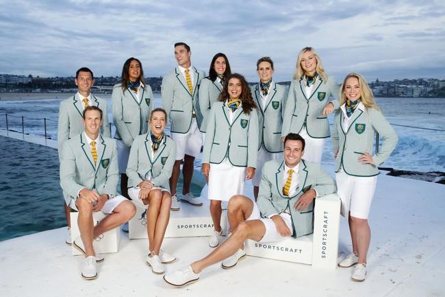 Không chỉ có mồ hôi và cơ bắp, Olympic 2016 còn là mặt trận của các thương hiệu thời trang - Ảnh 19.