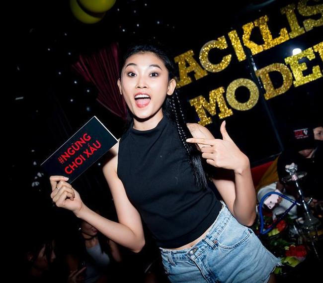 Dàn mẫu blacklist và cựu giám khảo Next Top mở đại hội ăn chơi nhảy múa, chặt chém lại vụ bị cấm diễn - Ảnh 4.