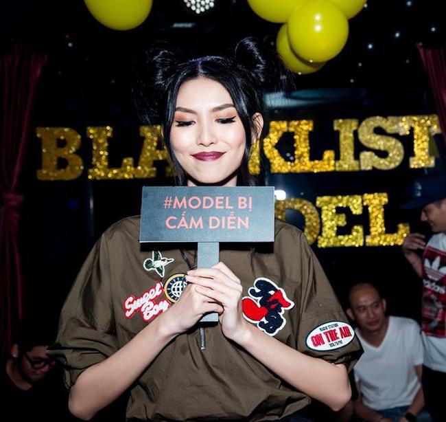 Dàn mẫu blacklist và cựu giám khảo Next Top mở đại hội ăn chơi nhảy múa, chặt chém lại vụ bị cấm diễn - Ảnh 10.