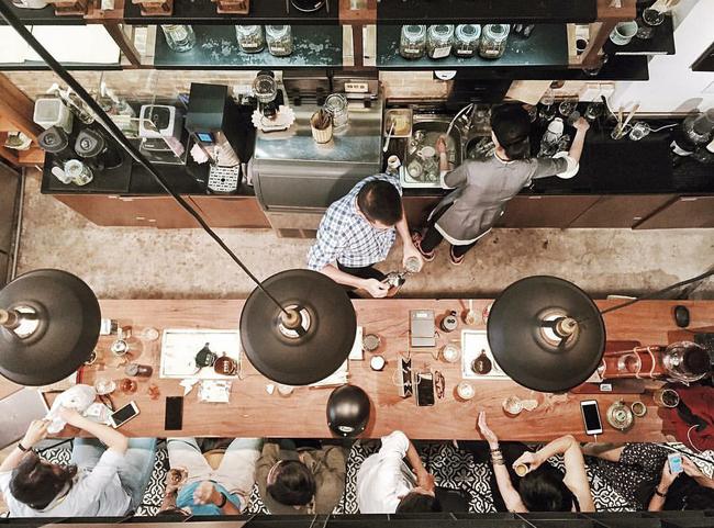 Update ngay danh sách những quán cafe đang được giới trẻ Sài Gòn check-in liên tục - Ảnh 11.