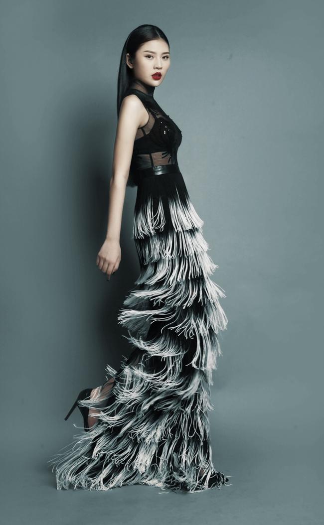 Là người mẫu 6 năm, đến nay Chúng Huyền Thanh đã giảm cân thành công trước thềm Chung kết The Face - Ảnh 4.