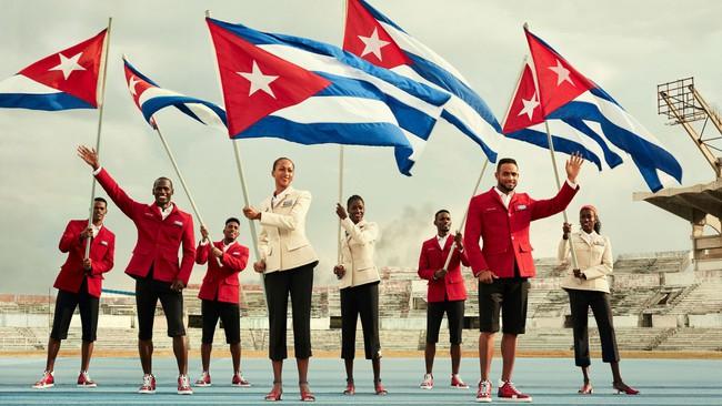 Không chỉ có mồ hôi và cơ bắp, Olympic 2016 còn là mặt trận của các thương hiệu thời trang - Ảnh 3.