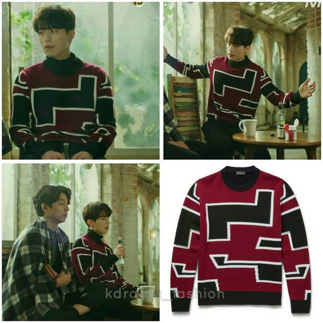 Cặp soái ca Gong Yoo - Lee Dong Wook của Goblin mặc đẹp như thế này hèn chi fan cứ dán mắt vào màn hình - Ảnh 26.