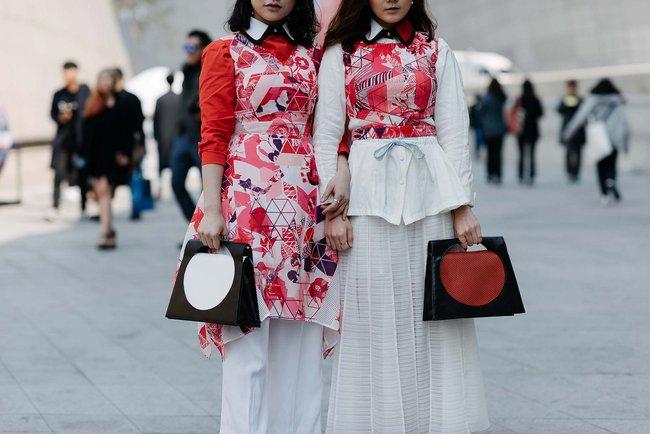 Tips mặc đơn giản mà vẫn nổi bật của fashionista Hàn là đây! - Ảnh 6.