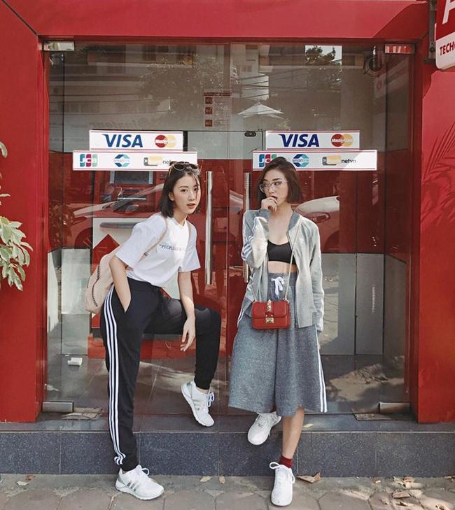 Phí Phương Anh, Quỳnh Anh Shyn, Salim... là những cô nàng tiên phong trong trào lưu đồ đôi của năm 2016 - Ảnh 3.