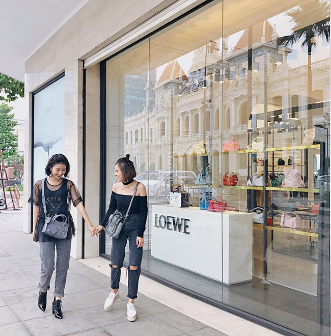 Phí Phương Anh, Quỳnh Anh Shyn, Salim... là những cô nàng tiên phong trong trào lưu đồ đôi của năm 2016 - Ảnh 4.