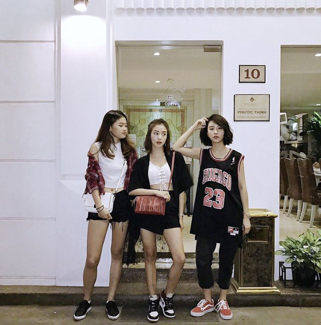 Phí Phương Anh, Quỳnh Anh Shyn, Salim... là những cô nàng tiên phong trong trào lưu đồ đôi của năm 2016 - Ảnh 5.