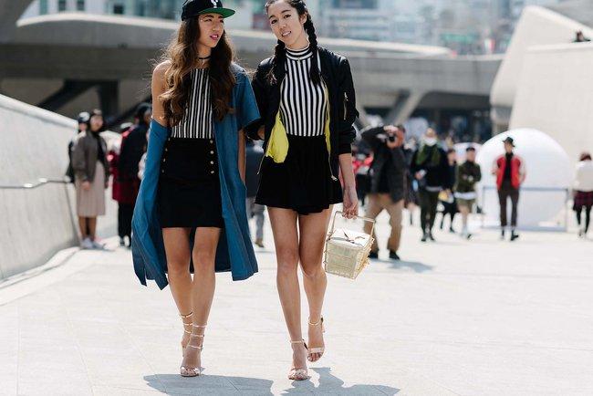Tips mặc đơn giản mà vẫn nổi bật của fashionista Hàn là đây! - Ảnh 11.