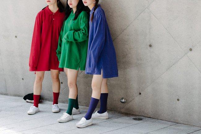 Tips mặc đơn giản mà vẫn nổi bật của fashionista Hàn là đây! - Ảnh 8.