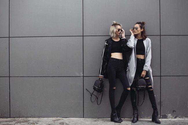 Phí Phương Anh, Quỳnh Anh Shyn, Salim... là những cô nàng tiên phong trong trào lưu đồ đôi của năm 2016 - Ảnh 10.