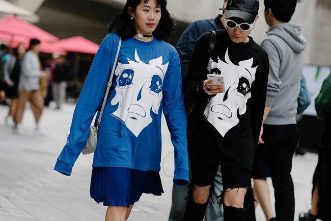 Tips mặc đơn giản mà vẫn nổi bật của fashionista Hàn là đây! - Ảnh 2.