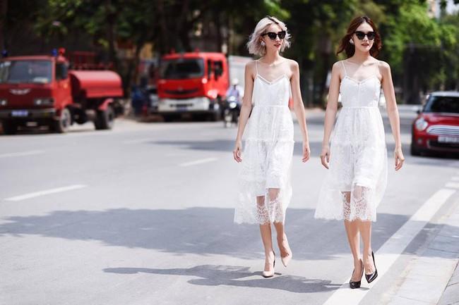 Phí Phương Anh, Quỳnh Anh Shyn, Salim... là những cô nàng tiên phong trong trào lưu đồ đôi của năm 2016 - Ảnh 12.