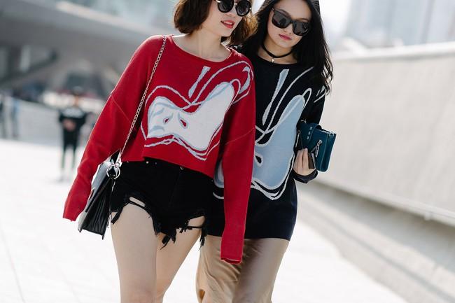 Tips mặc đơn giản mà vẫn nổi bật của fashionista Hàn là đây! - Ảnh 7.