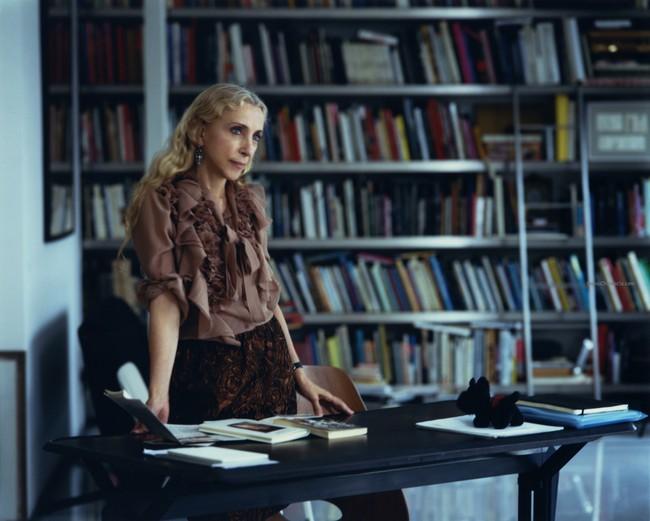 Tổng biên tập - linh hồn của kinh thánh thời trang Vogue qua đời - Ảnh 1.