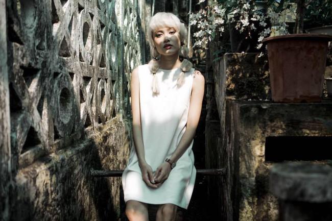 Xem lại Fung La thời mới chỉ là cô nàng dám mặc dị trước khi đến với Next Top - Ảnh 6.
