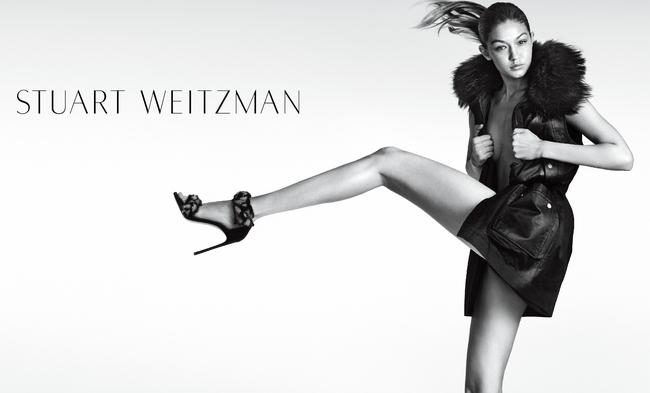 Stuart Weitzman - Thương hiệu giày yêu thích của Gigi Hadid ra mắt tại Việt Nam - Ảnh 1.