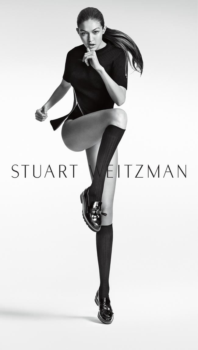 Stuart Weitzman - Thương hiệu giày yêu thích của Gigi Hadid ra mắt tại Việt Nam - Ảnh 2.